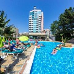 Grand Hotel Sunny Beach - All Inclusive бассейн фото 2