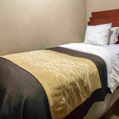 Отель La Quinta Inn & Suites New York City Central Park комната для гостей фото 3
