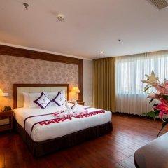 Отель Park Diamond Hotel Вьетнам, Фантхьет - отзывы, цены и фото номеров - забронировать отель Park Diamond Hotel онлайн комната для гостей фото 3