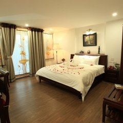 Nova Luxury Hotel сейф в номере