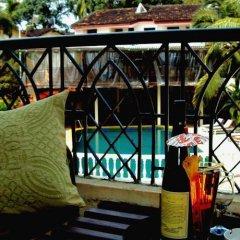 Alegria - The Goan Village in Candolim, India from 103$, photos, reviews - zenhotels.com balcony
