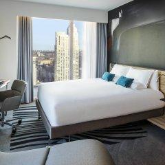 Отель Novotel London Canary Wharf Hotel Великобритания, Лондон - 1 отзыв об отеле, цены и фото номеров - забронировать отель Novotel London Canary Wharf Hotel онлайн комната для гостей фото 2