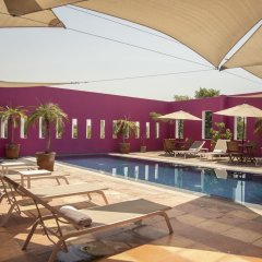 Hotel Boutique Casareyna бассейн фото 3