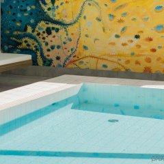 Augarten Art Hotel бассейн