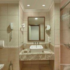Club Mega Saray Турция, Белек - 4 отзыва об отеле, цены и фото номеров - забронировать отель Club Mega Saray - All Inclusive онлайн ванная фото 2