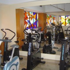 Ayre Gran Hotel Colon фитнесс-зал