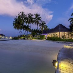 Отель Centara Grand Island Resort & Spa Maldives All Inclusive парковка