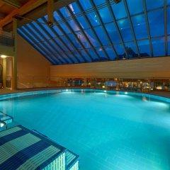 Die Wasnerin G'sund & Natur Hotel бассейн