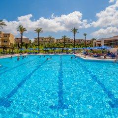 Отель Horizon Beach Resort Греция, Калимнос - отзывы, цены и фото номеров - забронировать отель Horizon Beach Resort онлайн бассейн фото 3
