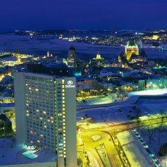Отель Hilton Québec Канада, Квебек - отзывы, цены и фото номеров - забронировать отель Hilton Québec онлайн спортивное сооружение