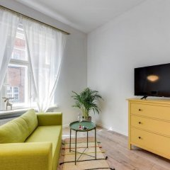 Апартаменты Lion Apartments - MALIBU Studio комната для гостей фото 2