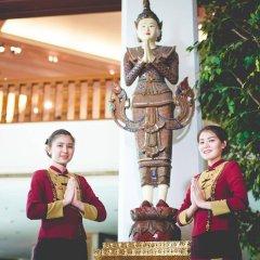 The Empress Hotel Chiang Mai спа