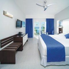 Отель Riu Reggae Adults Only - All Inclusive Ямайка, Монтего-Бей - отзывы, цены и фото номеров - забронировать отель Riu Reggae Adults Only - All Inclusive онлайн комната для гостей фото 2