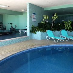 Отель Madeira Regency Cliff Португалия, Фуншал - отзывы, цены и фото номеров - забронировать отель Madeira Regency Cliff онлайн фитнесс-зал фото 2