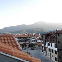 Отель Ida Болгария, Банско - отзывы, цены и фото номеров - забронировать отель Ida онлайн балкон