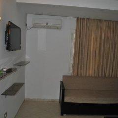 Отель Residence Ben Sedrine Тунис, Мидун - отзывы, цены и фото номеров - забронировать отель Residence Ben Sedrine онлайн комната для гостей фото 4