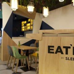 Отель SLEEP'N Atocha Испания, Мадрид - 2 отзыва об отеле, цены и фото номеров - забронировать отель SLEEP'N Atocha онлайн питание фото 2