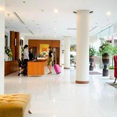 Отель At Ease Saladaeng спа