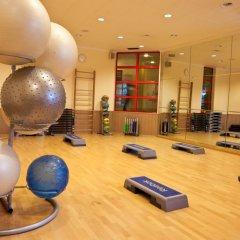 Отель Golden Prague Residence фитнесс-зал фото 3