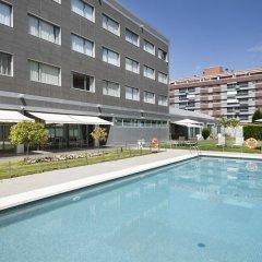 Отель Abba Huesca Уэска спортивное сооружение