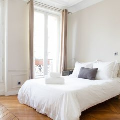 Отель Marais - Francs Bourgeois Apartment Франция, Париж - отзывы, цены и фото номеров - забронировать отель Marais - Francs Bourgeois Apartment онлайн комната для гостей фото 3