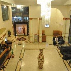 Hotel Grand International интерьер отеля