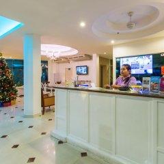 Отель Zing Resort & Spa Таиланд, Паттайя - 11 отзывов об отеле, цены и фото номеров - забронировать отель Zing Resort & Spa онлайн интерьер отеля фото 2