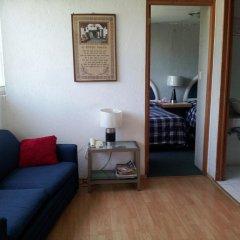 Отель Suites Churubusco Мехико комната для гостей
