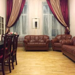 Апартаменты Apartments near Palace Square Санкт-Петербург комната для гостей фото 3