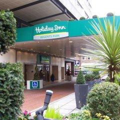 Отель Holiday Inn London - Regents Park банкомат