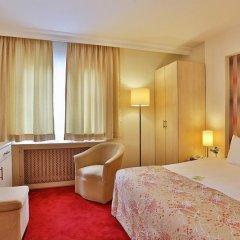 Barin Hotel 3* Стандартный номер с двуспальной кроватью фото 4