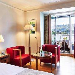 Steigenberger Hotel Bellerive au Lac удобства в номере фото 2