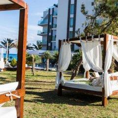 Caballito Al Mar Hotel пляж
