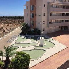 Апартаменты Apartment With 2 Bedrooms in Orihuela, With Wonderful sea View, Pool A развлечения
