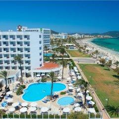 Отель Hipotels Flamenco пляж фото 2