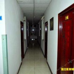Xinli Business Hotel интерьер отеля