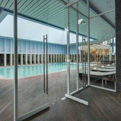 Отель Hyatt Regency Mexico City Мехико фитнесс-зал фото 2