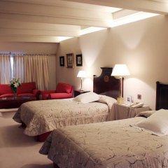 Отель Eurostars Hotel Real Испания, Сантандер - отзывы, цены и фото номеров - забронировать отель Eurostars Hotel Real онлайн комната для гостей фото 4