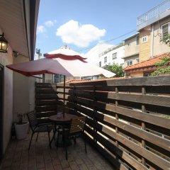 Отель Soo Guesthouse балкон