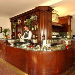 Hotel Milano Helvetia гостиничный бар