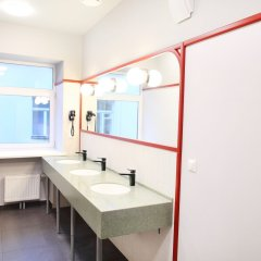 Хостел Netizen Saint Petersburg Centre ванная