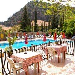 Imparator Турция, Олудениз - 6 отзывов об отеле, цены и фото номеров - забронировать отель Imparator онлайн питание фото 3