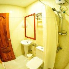 Отель Casadana Thulusdhoo Остров Гасфинолу ванная