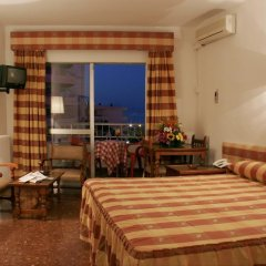 Отель Apartamentos Bajondillo комната для гостей фото 3