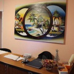 Mini Hotel Prichal интерьер отеля