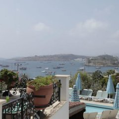 Comca Manzara Hotel балкон
