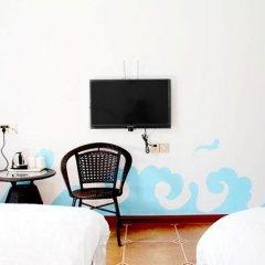 Отель Xiamen Haixi Haibian Holiday Inn удобства в номере