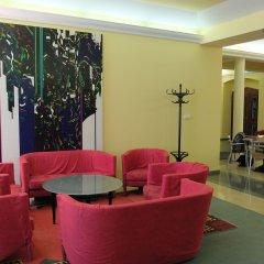 Отель Aparthotel Naprstkova интерьер отеля