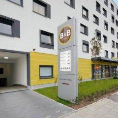 B&b Hotel München City-west Мюнхен парковка