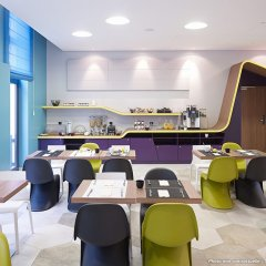Отель Aparthotel Adagio Edinburgh Royal Mile гостиничный бар